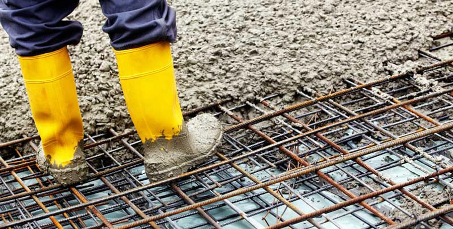 Comment faire le Ferraillage pour une dalle en béton ?