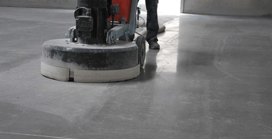 polissage sol beton